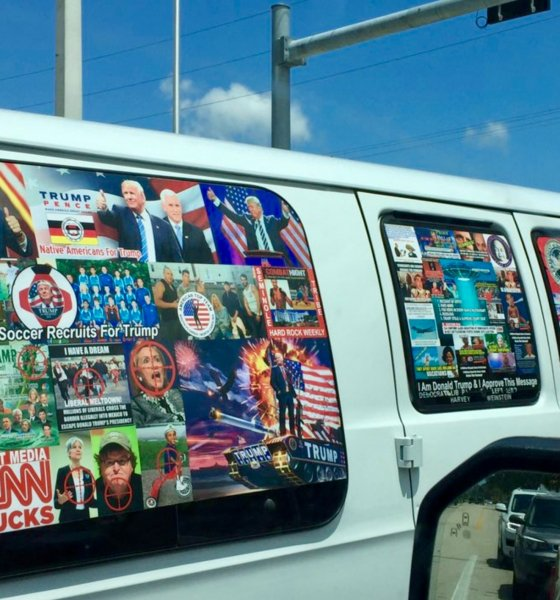 "USA Suspect In ""Suspicious Packages"" Case Arrested #MAGABomber narrative wins out"