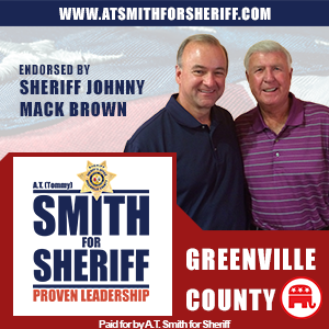AT Smith for Sheriff