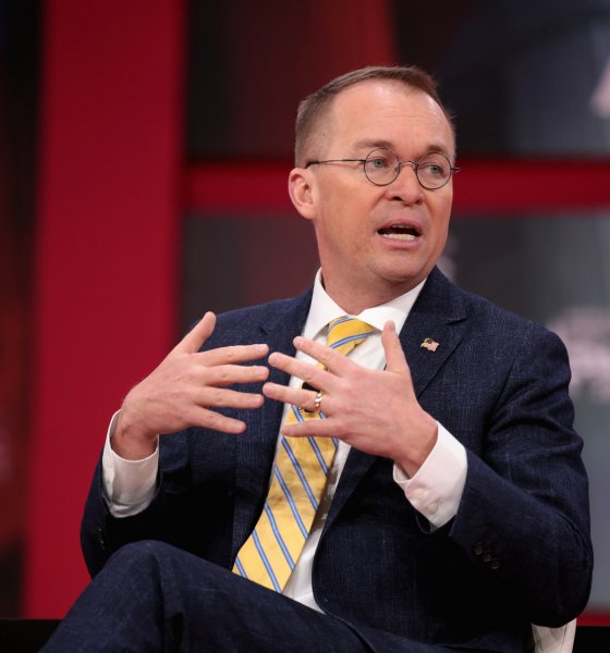DC Mick Mulvaney Named Acting White House Chief Of Staff Former South Carolina congressman to take top post in Donald Trump's administration