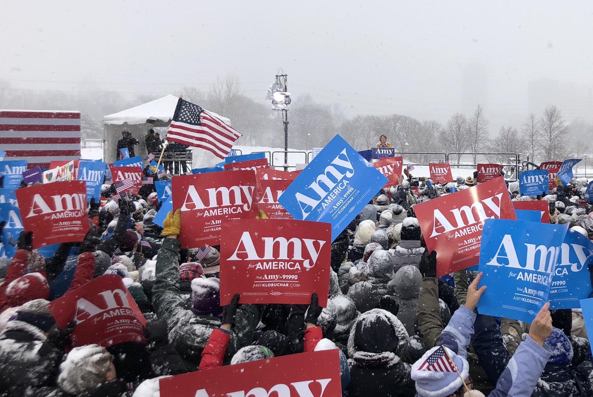 amy rally