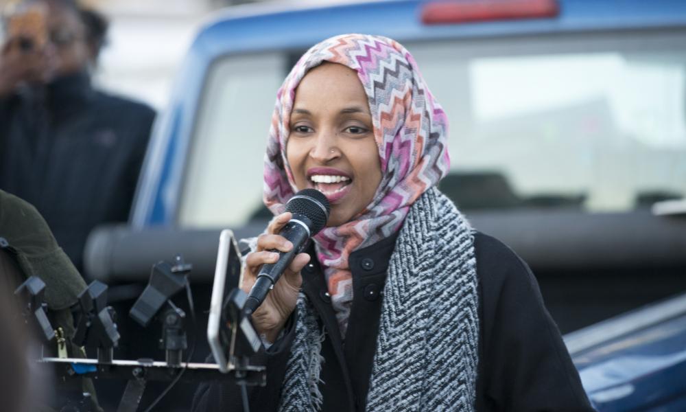 Muslim Congresswoman Anti Semitic Or Speaking The Truth