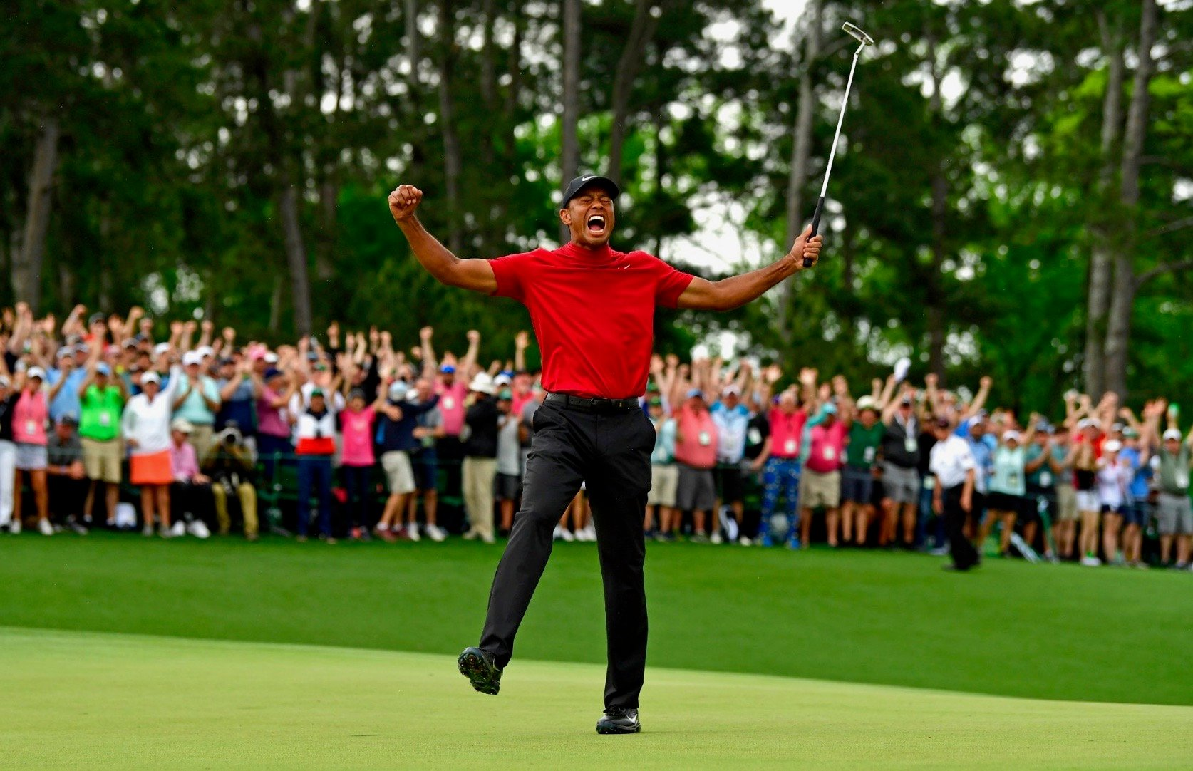 tiger woods  a win for the ages  u2013 fitsnews