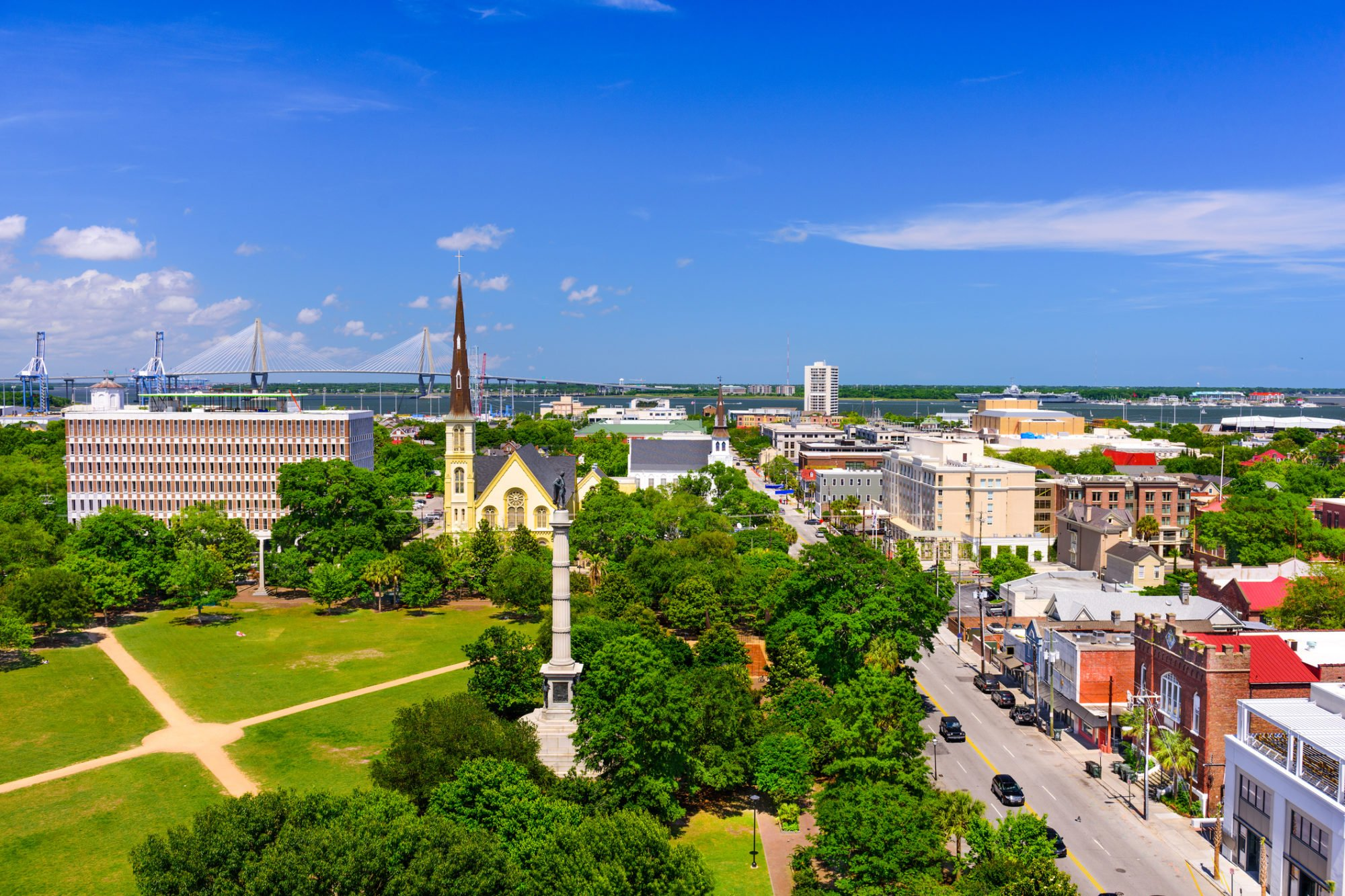 FITSNews – Liberal Activists Target John C. Calhoun Statue In Charleston, S.C.