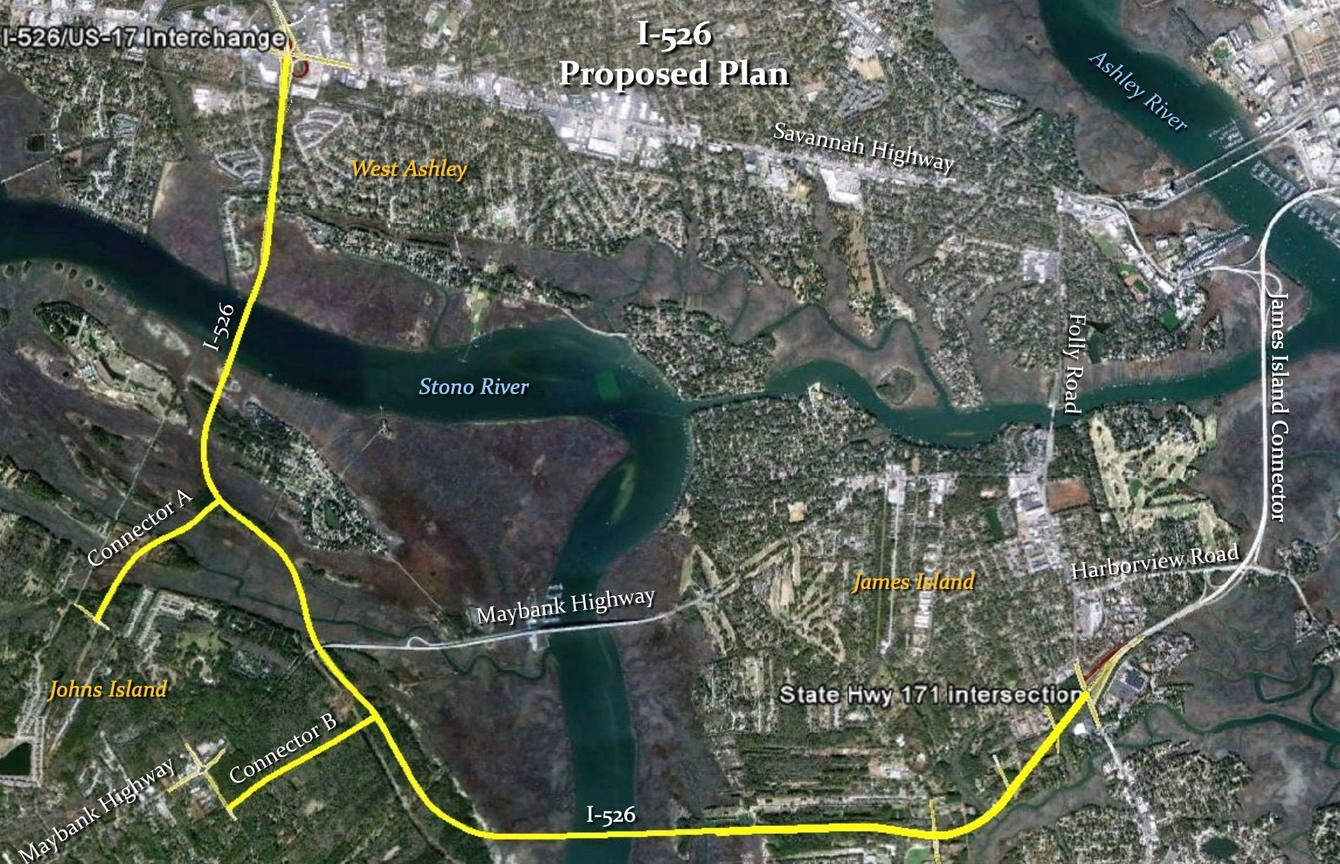 Interstate 526: Still Stuck – FITSNews on charleston county sc map, charleston county tax bill, charleston west virginia county map, charleston county zoning map, charleston gis, charleston county property map, charleston sc visitors map,