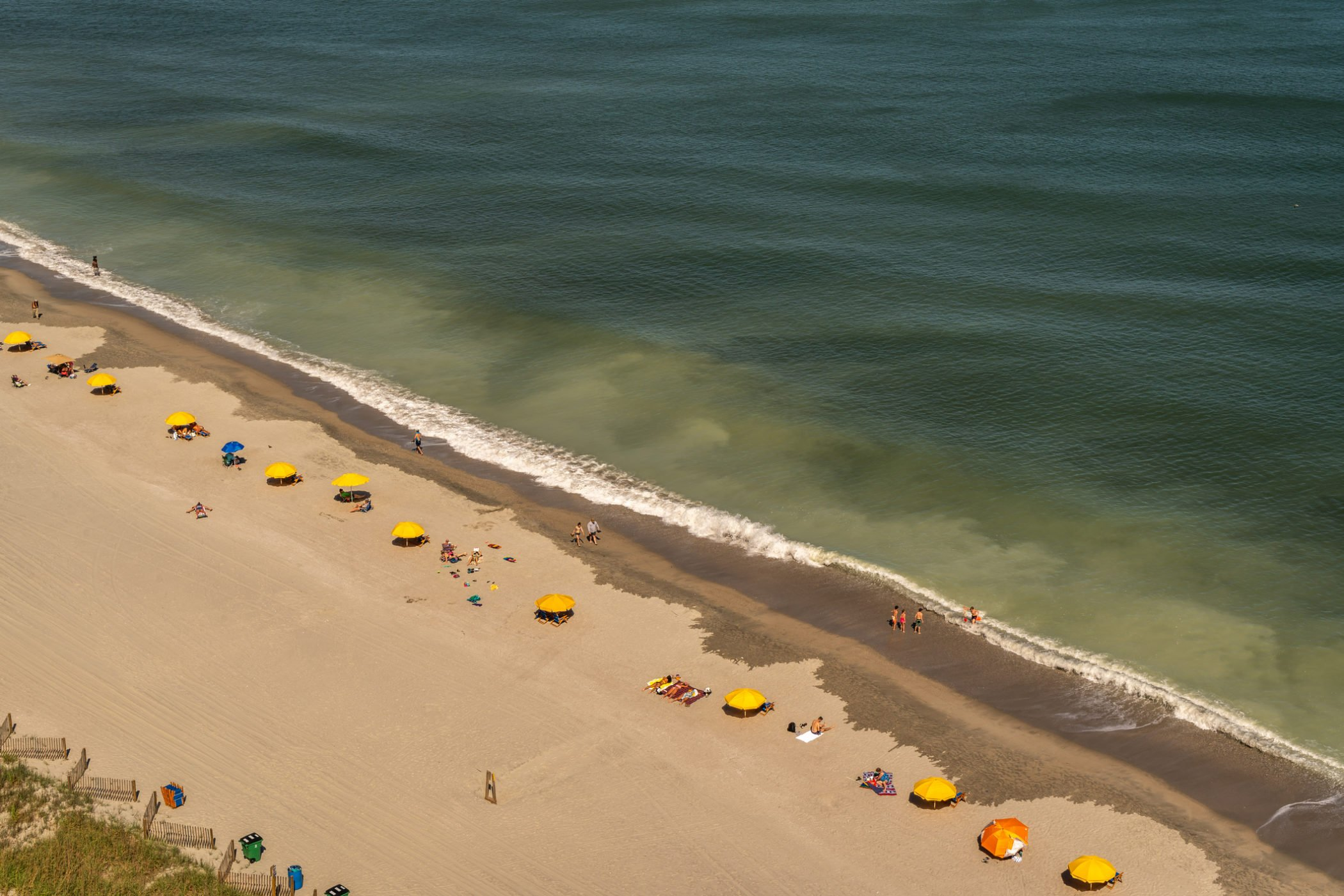 Over half of NY's beaches 'potentially unsafe' due to fecal matter