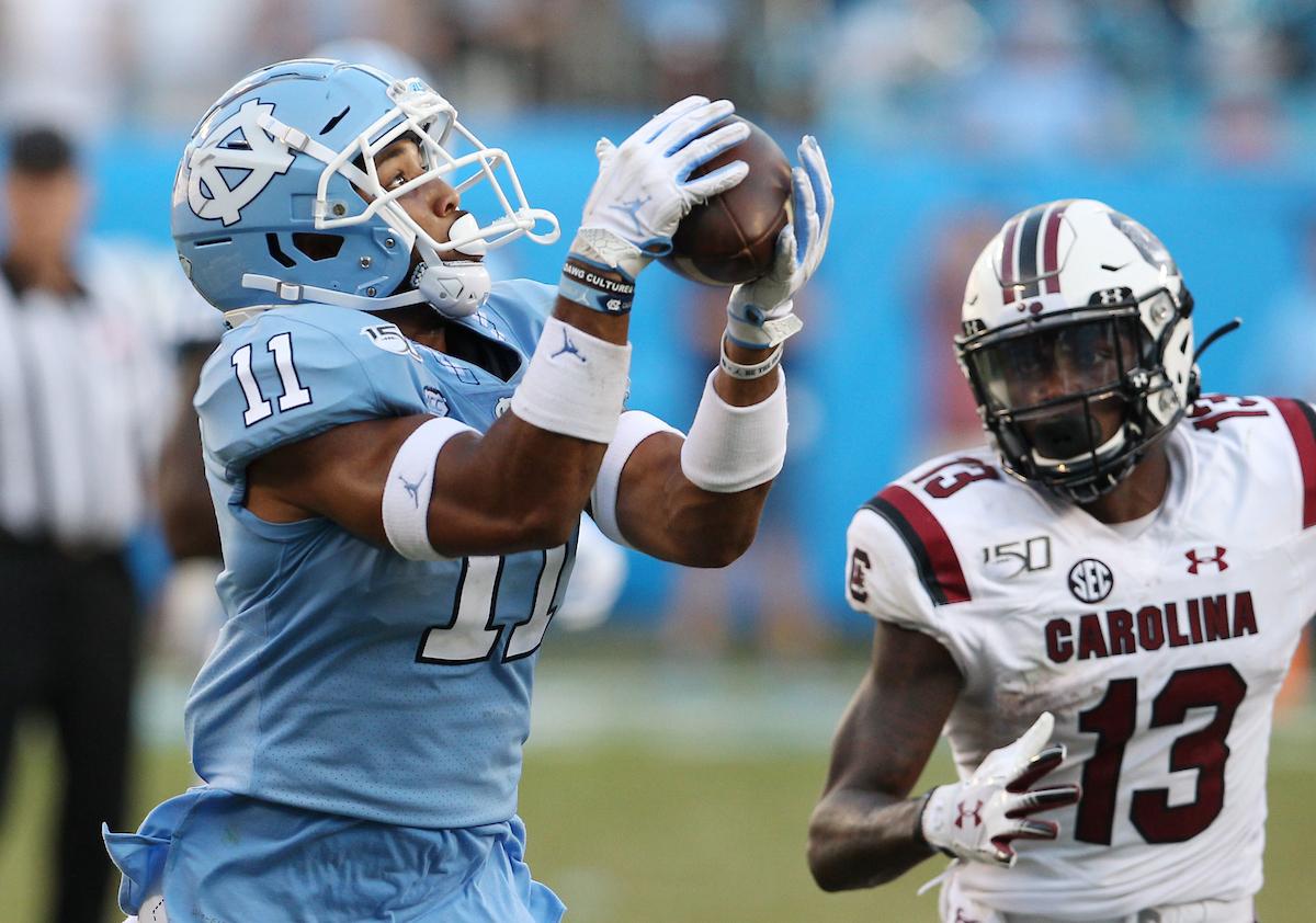 What The Cluck? South Carolina Football Chokes Against North Carolina