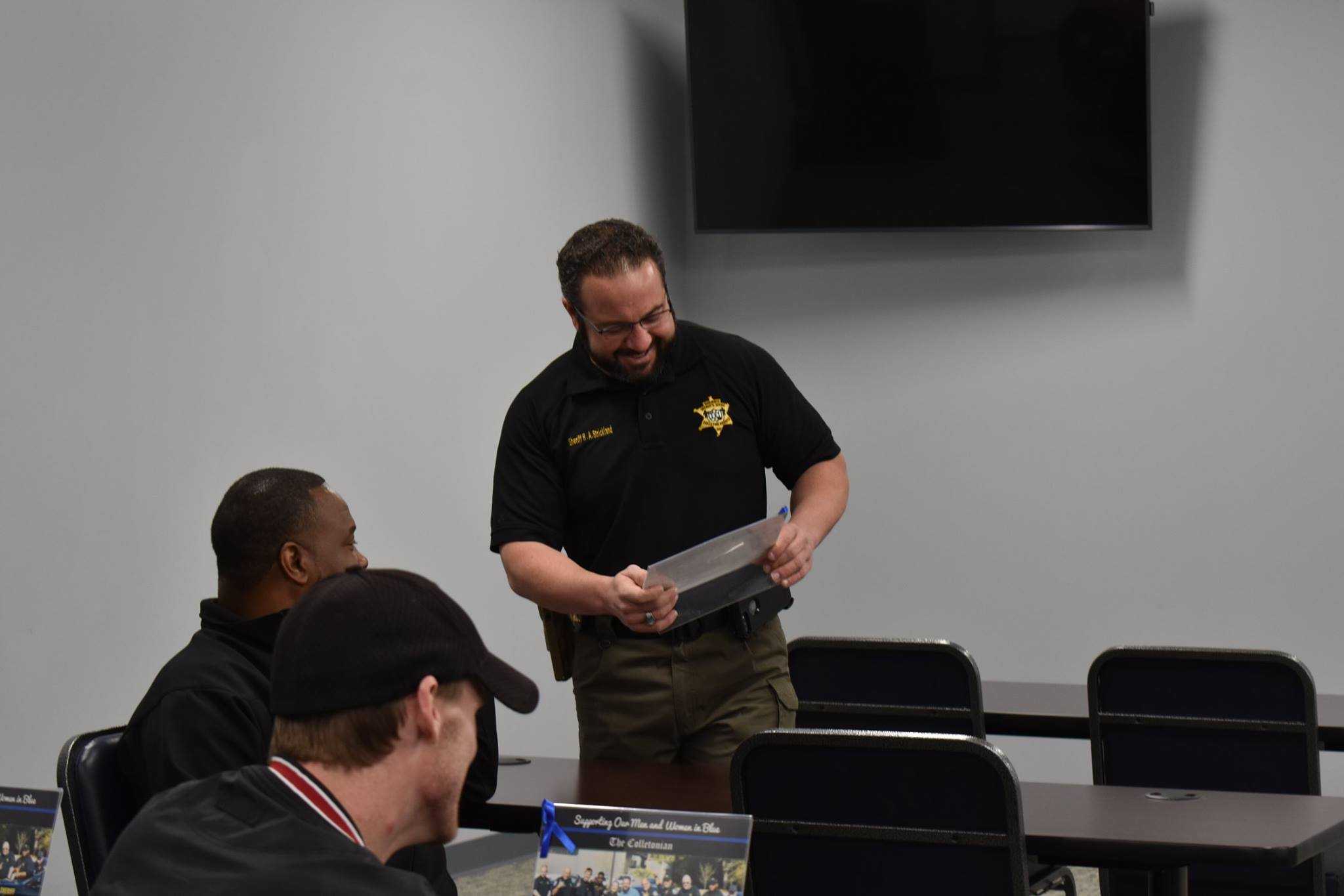 FITSNews – Colleton County South Carolina Sheriff R.A. Strickland Indicted On Multiple Misconduct Charges