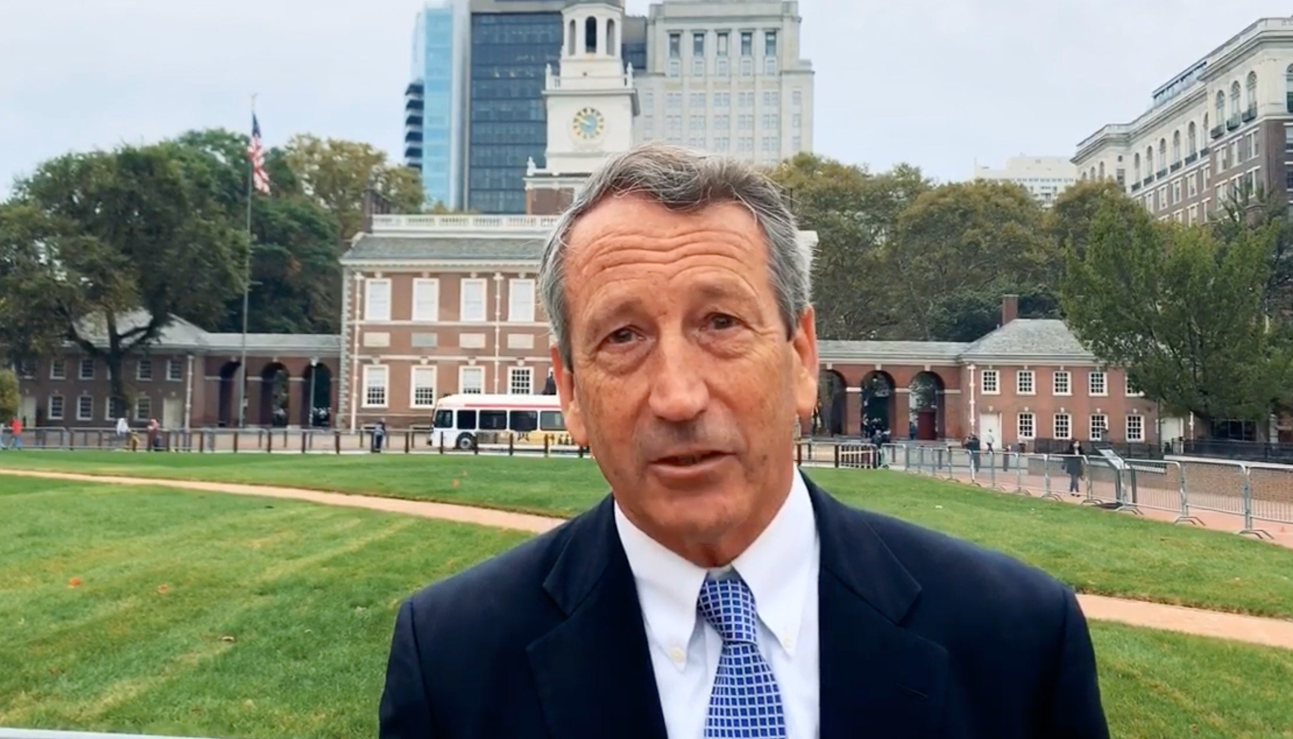 FITSNews – Mark Sanford's 2020 Campaign Kickoff Was … Lightly Attended