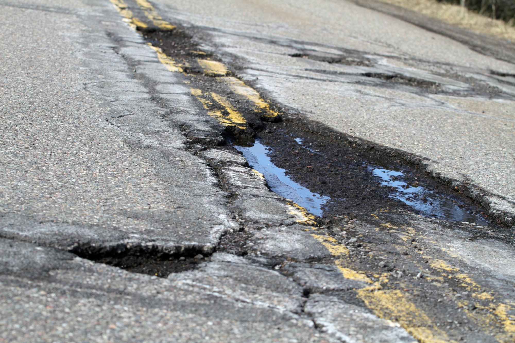 FITSNews – South Carolina's Latest 'Worst Roads' Ranking Highlights Gas Tax Failure