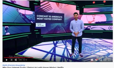 Netflix Patriot Act