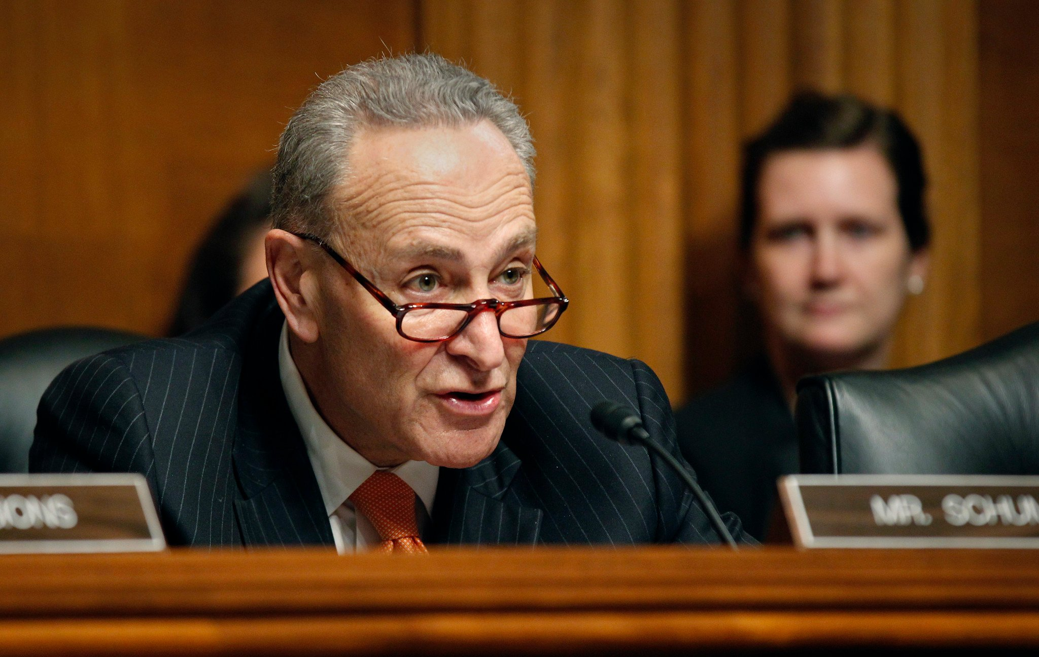 After Defending Supreme Court Threats, Schumer Now He Says He Misspoke
