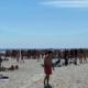 Hilton Head beach crowd