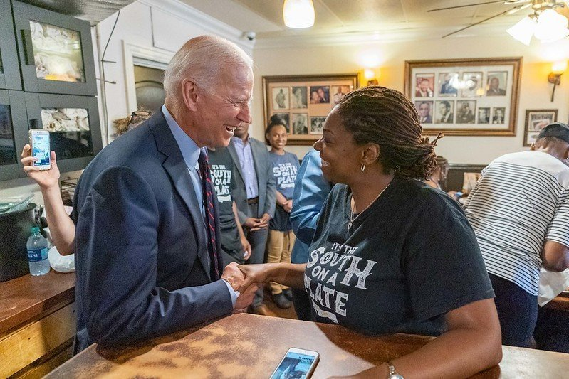 Biden: Bernie May Have Enthusiasm But That Doesn't Necessarily Translate to Votes
