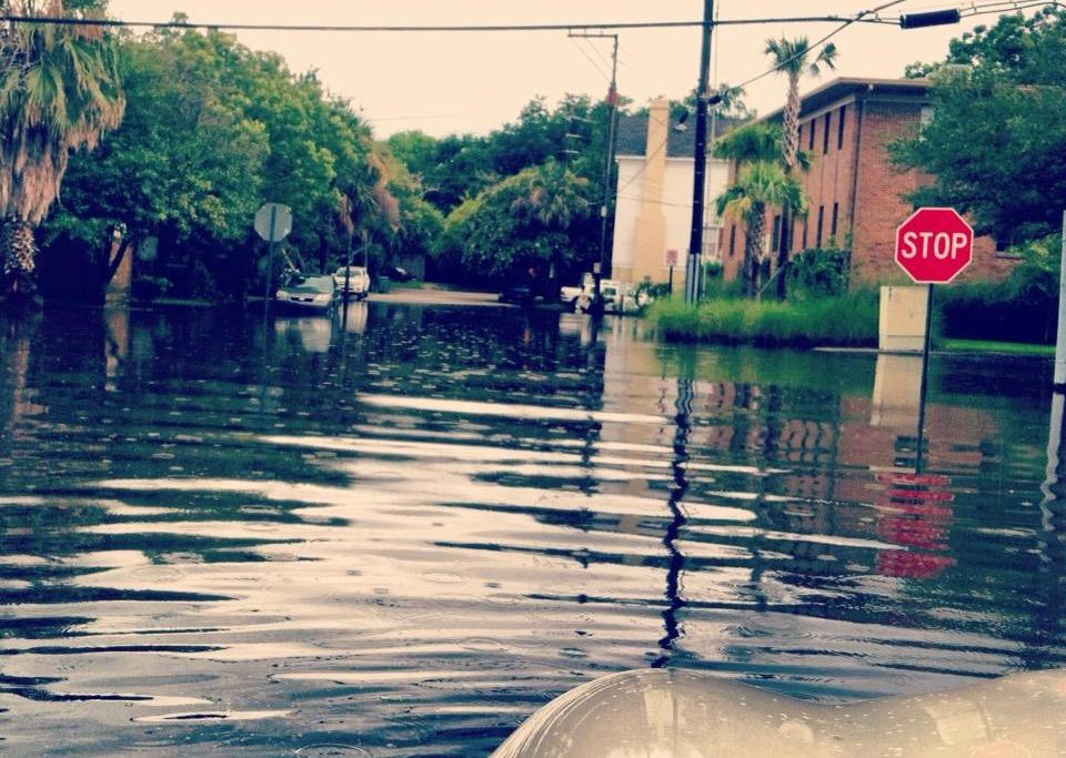 Looks Like Charleston Sc Mayor John Tecklenburg Has A Flood Plan