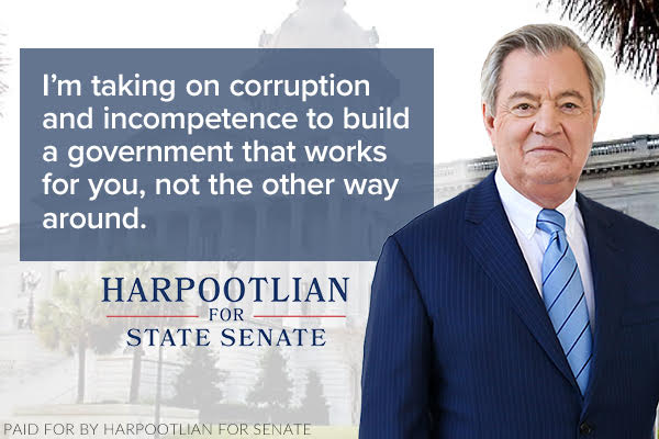 Harpootlian for Senate - Taking on Corruption