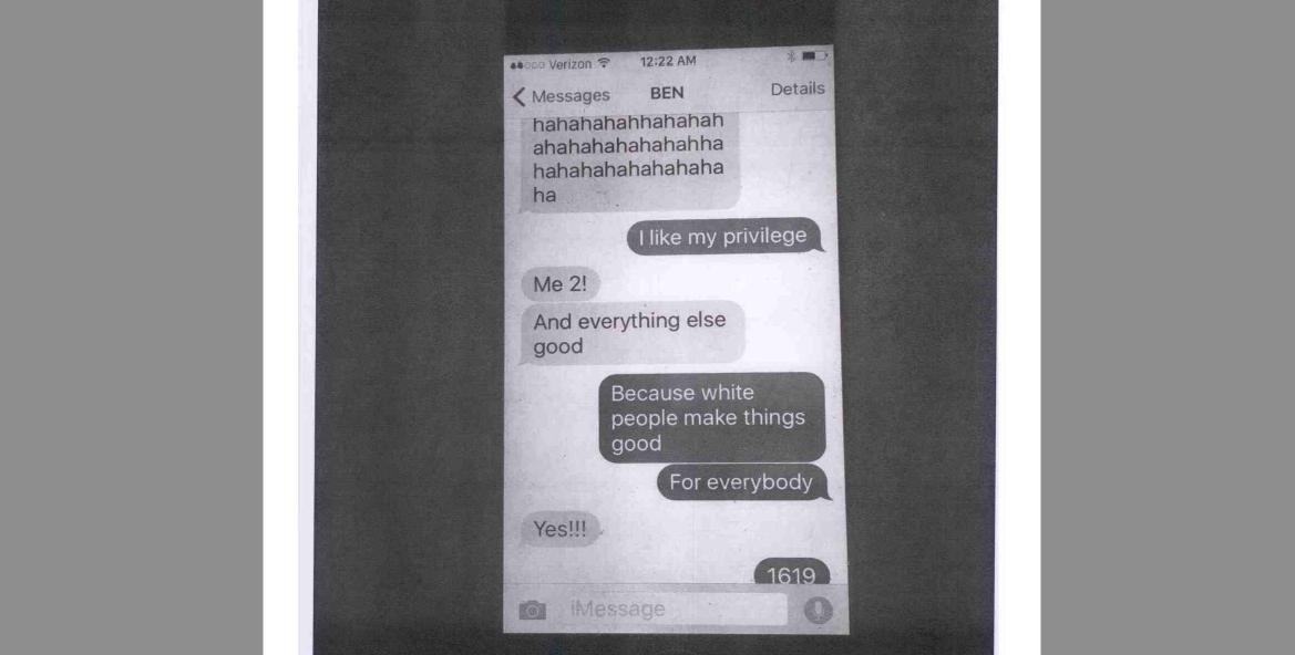 Racist Text