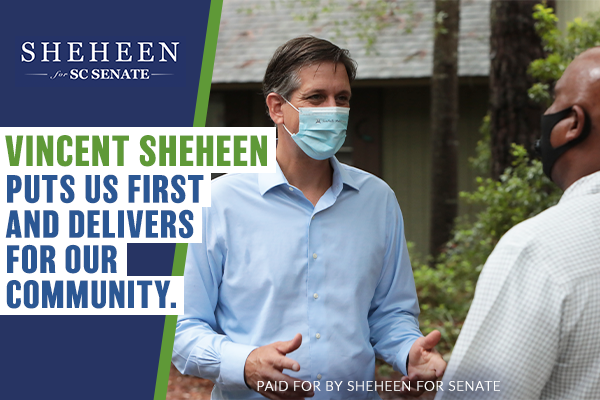 Sheheen for Senate - Working for You