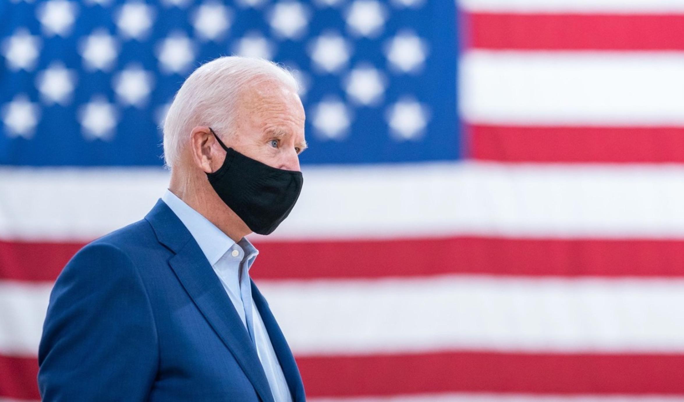Eric Trump Just Can't Understand How Joe Biden Won