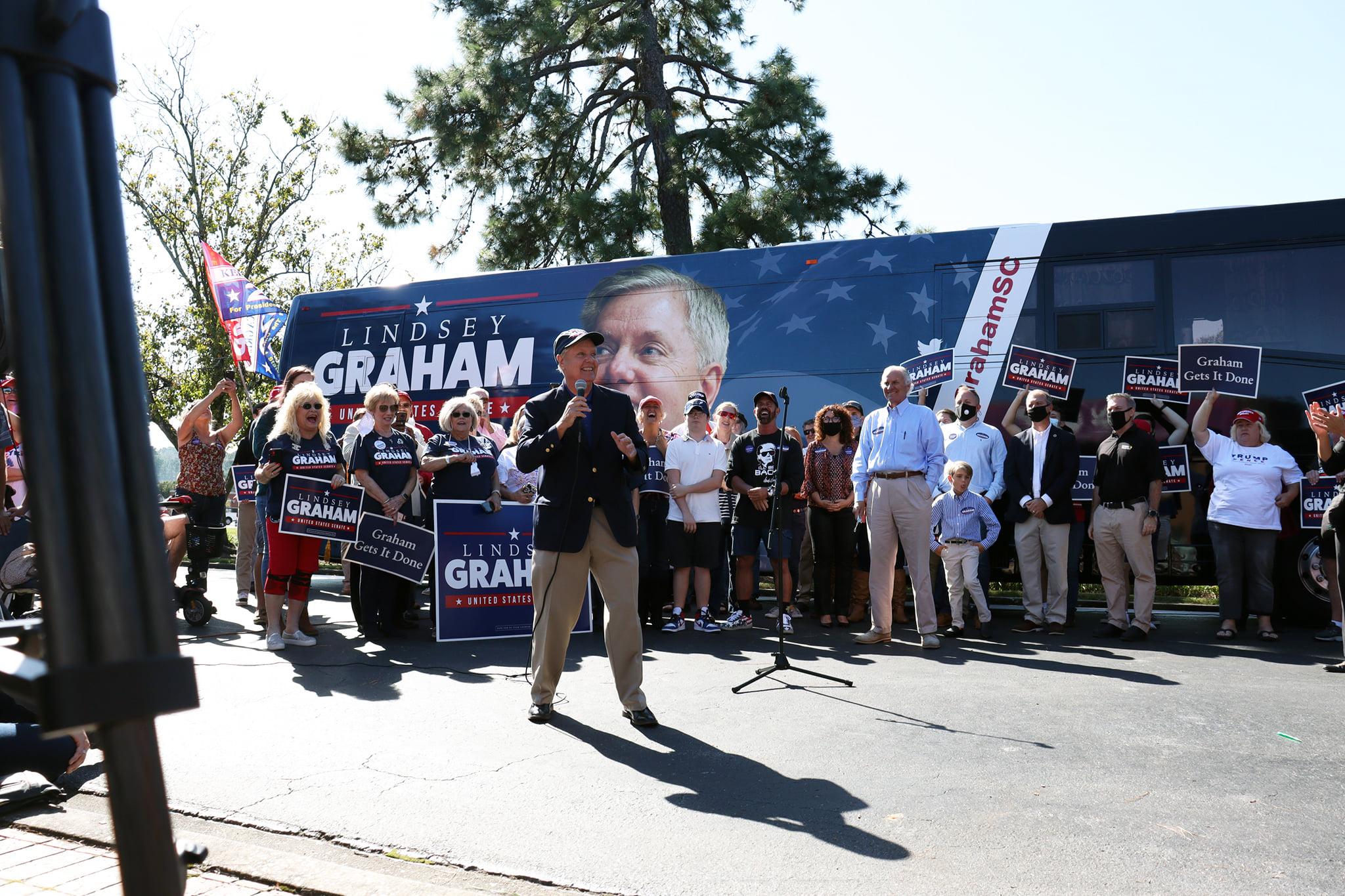 FITSNews – Lindsey Graham Faces Calls For Senate Investigation Over Voter Fraud Questioning