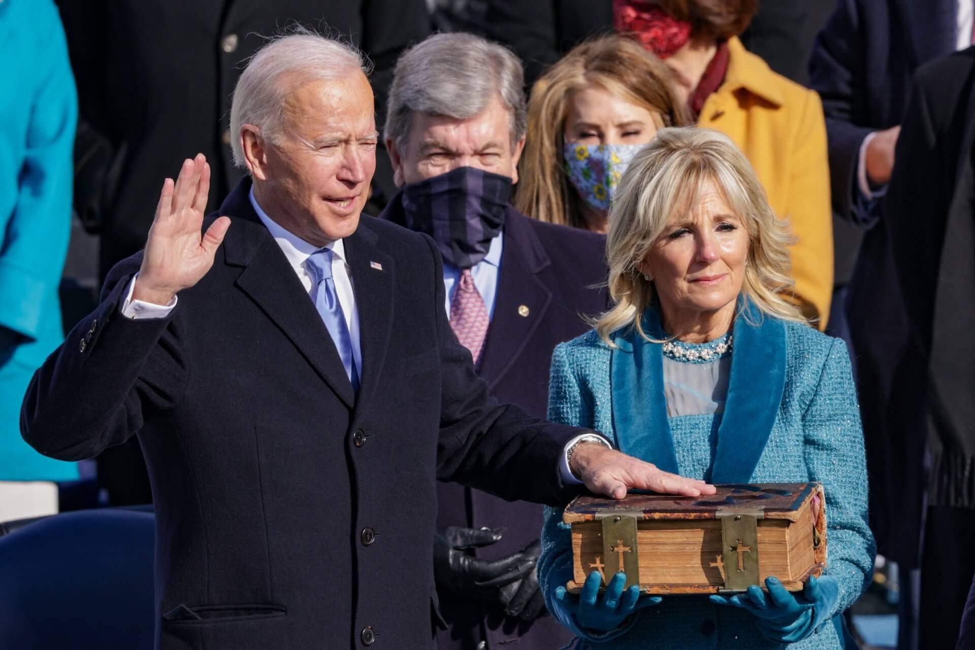 FITSNews – Joe Biden Assumes The American Presidency