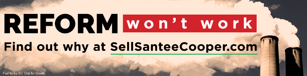 Sell Santee Cooper