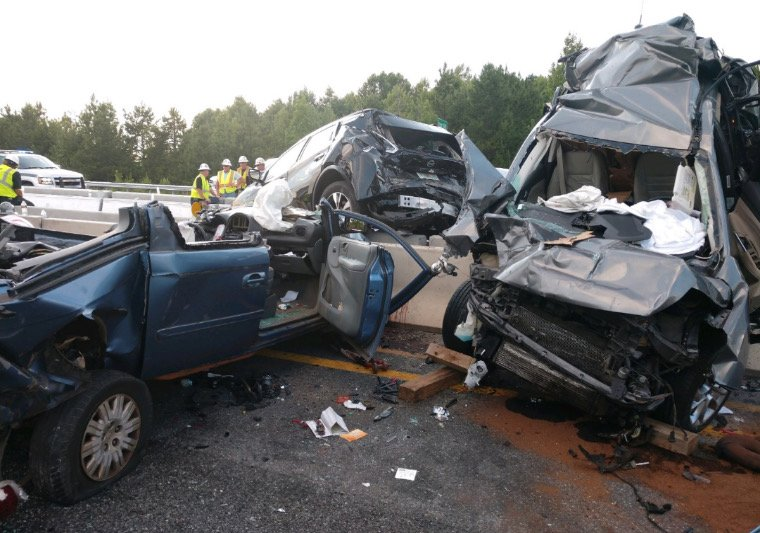 FITSNews – Just How Bad Was The Latest 'Death Trap' Crash On Interstate 85 In South Carolina?